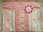 Summer tote bag Chester Sun & Sand pinks NWT free shipping