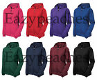 SPORT TEK LADIES S-2XL 3XL 4XL Colorblock Hooded Windbreaker JACKET WOMENS lst76