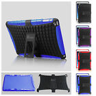 Armor Heavy Duty Hybrid Silicone Case w Stand Cover for Apple iPad Air 5 5th Gen