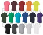 Jerzees Mens Sport 100% Polyester T-shirt dri-fit Work out Gym S-2XL 3XL Tee 21m image