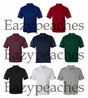 8 NEW ADIDAS GOLF Climalite Mens S-2XL 3XL 3-Stripes Polo Sport Tennis Shirts