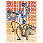 Regular Show T-Shirt featuring Mordecai and Rigby. From B-Shirts.