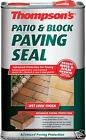 Thompson's Patio & Block Paving Seal Wet Look