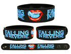 FALLING IN REVERSE Rubber Bracelet Wristband Fashionably Late Alone
