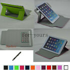 "Colorful Sucker PU Leather Case+Pen For 10.1"" Kocaso 10 inch Android Tablet PC"