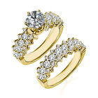 1.75 Carat G-H SI3-I1 Diamond Engagement Wedding Solitaire Ring 14K Yellow Gold
