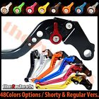 T2W CNC Adjustable Brake Clutch Levers Triumph TIGER 1050 /Sport 2007-2014