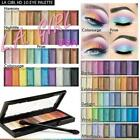 LA Girl HD High Definition 10 Color Eyeshadow Palette