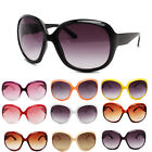 Retro Vintage Women Designer Fashion Oversized Butterfly Frame Sunglasses Shade