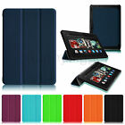 "Ultra Slim Shell Magnetic Case Stand Cover for Kindle Fire HDX 8.9"" Sleep/Awake"