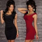 Women Slim Backless Sexy Party Cocktail Mini Clubwear Slim Evening Club Dress