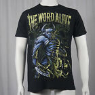 Authentic THE WORD ALIVE Minotaur Logo Black T-Shirt S M L XL NEW