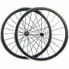 Aluminum brake 38mm clincher alloy wheels,carbon road bike wheels with aluminum