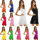 New women Sexy Summer Beach Halter Bikini Skirt DressCover Up Top Vest Swimwear