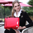"""PU Leather Laptop Bag Case Handbag Tote 11""""13.3""""15.6"""" Sleeve Cover Handle Pouch"""