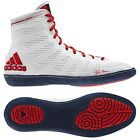 NEW Adidas 2014 Adizero Varner XIV Men's Wrestling Shoes, Red/White/Navy, M18728