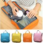 Large Travel Cosmetic Makeup Toiletry Pruse Wash Organizer Storage Hanging Bag C