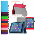 """For 2014 E FUN Nextbook 8 7.85"""" NX785QC8G Tablet Folio Leather Case Stand Cover"""
