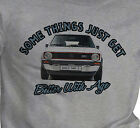 Some Things...VW GOLF MK1 GTI The Original Classic Car Print Sport Grey T-Shirt