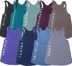American Apparel XS-M, L Ladies Triblend Racerback Tank Top T-Shirt Womens tr308