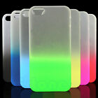 For Apple Iphone 4G 4S New Glow In The Dark Hard Back Skin Case Cover Cute