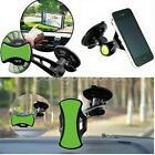 Universal 360° Rotating Car Windshield Mount Holder for Cellphone Hands Free GPS