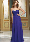 Chiffon Sequin Formal Prom/Bridesmaid Cocktail Party Evening Dress Size 4-18 New