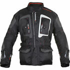 Oxford Copenhagen 2.0 Motorcycle Waterproof Breathable Armoured Touring Jacket-T