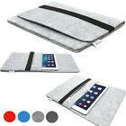 Soft Felt Sleeve Case Cover For All Apple iPad 2 3 4 5 6 Air 2 & Mini & Retina