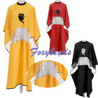 1pc Waterproof Salon Hair Cutting Gown Hairdressing Barber Cape Wrap See-through