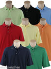ASHWORTH GOLF 100% Cotton S-2XL 3XL 4XL EZ Tech Jersey Stripe Polo Sport Shirts