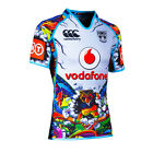 New Zealand Warriors 2014 Kids Under 20s Jersey 'Select Size' 6-14 BNWT