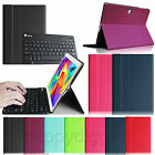 "Slim Case Stand Cover for Samsung Galaxy Tab S 10.5"" SM-T800 Bluetooth Keyboard"