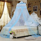 Princess Lace Mosquito Net Canopy Bites Protect For Twin Queen King Size Bed