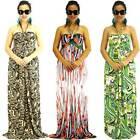 NWT M/L/XL NEW Womens Halter Pigtail Party Gorgeous Evening/Cocktail Maxi Dress
