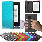 Premium Slim Leather Smart Case Cover For New Amazon Kindle Paperwhite 5