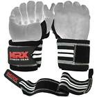 Weight Lifting Wrist Wraps Gym Fitness Training MRX Support Crossfit Grip Straps