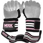 MRX Weight Lifting Wrist Wraps Gym Workout Training Grip Support Crossfit Straps