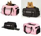 On The Go Pet Bag S Dog Airline carry-on purse Carrier vented pet tote  10 Lbs