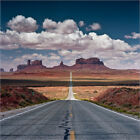 "Poster / Leinwandbild ""Monument Valley"" - BrusselsImages"