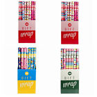 4x4M Assorted Happy Birthday Gift Wrapping Paper Gift Wrap Female Standard Kids
