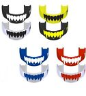Battle Sports Mouth Guards, ADULT FANG, Ages 10+, Football, Baseball, Lacrosse