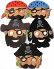 Children's Pirate themed foam face mask Great for parties *1st class post*