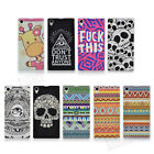 New Arrival Hot Pattern Hard Phone Cover Case For Sony L39h Xperia Z1