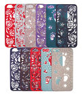 APPLE IPHONE 5/5S PATTERN DESIGN SEMI HARD BACK COVER - IPHONE 5/5S