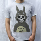My Nightmare Totoro T-Shirt Design, neighbor Totoro, studio Ghibli, Parody