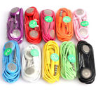 Ecouteur couleur pour MP3  mp4 iphone ipad ipod samsung jack 3.5 mm
