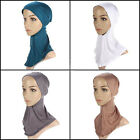 Hijab Under Scarf Hat Cap Stretchy Islamic Bonnet Head Wear Band Neck Cover