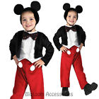 CK184 Disney Mickey Mouse Deluxe Fancy Toddler Child Boys Book Week Costume