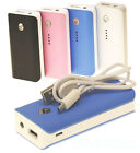5600mAh External Battery Power Bank Charger For iPhone Samsung HTC CELL Mobile
